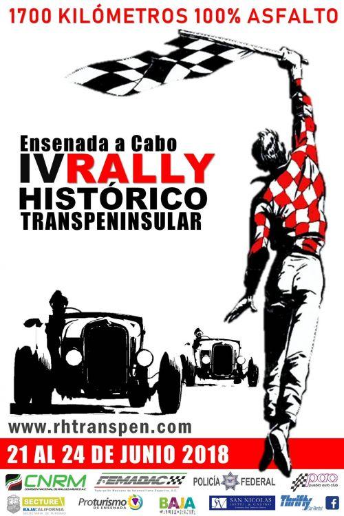 IV Rally Histórico Transpeninsular 2018