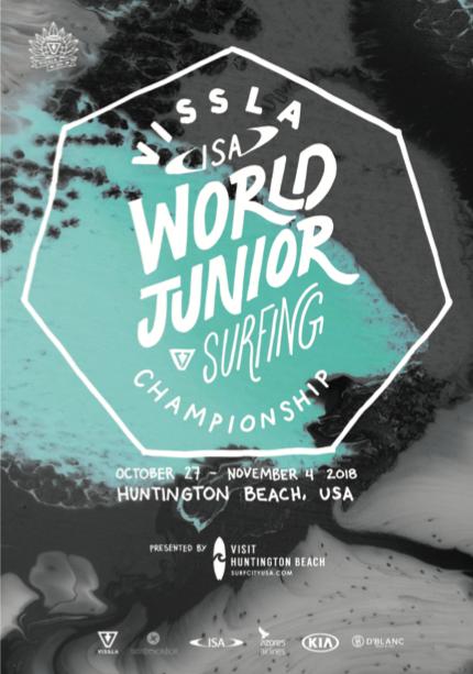 World Junior Surfing Championship
