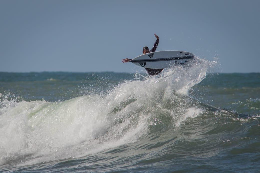 Regreso del surf en Argentina