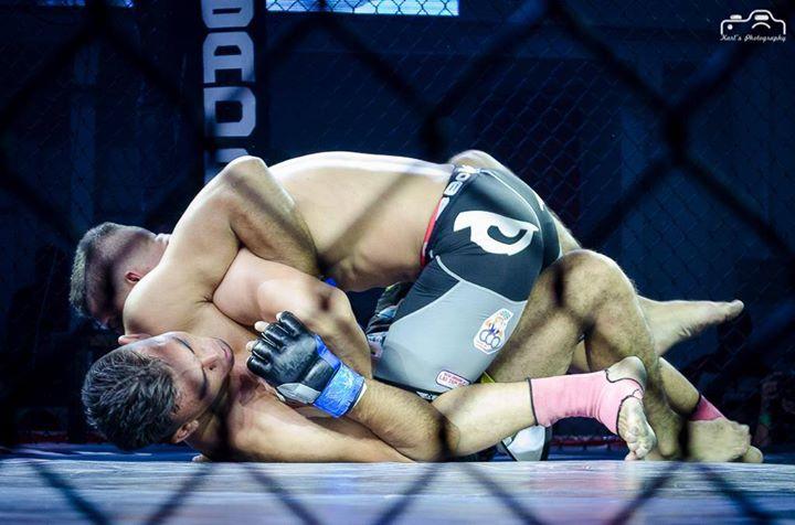 BEAT DOWN MMA