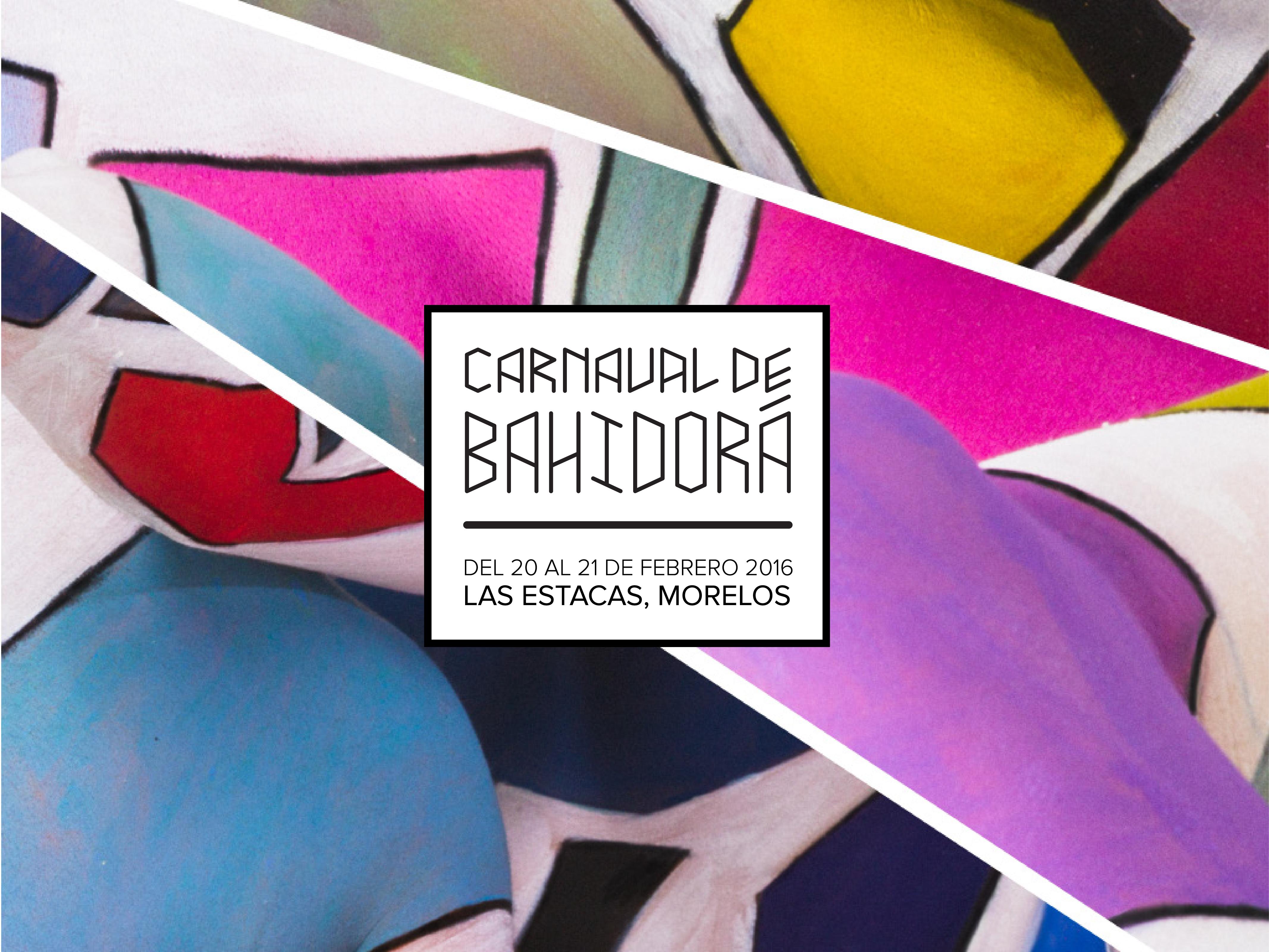Carnaval de Bahidorá