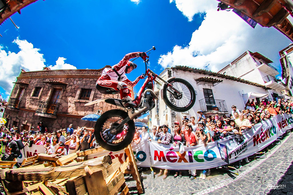 Up Taxco Moto Trial