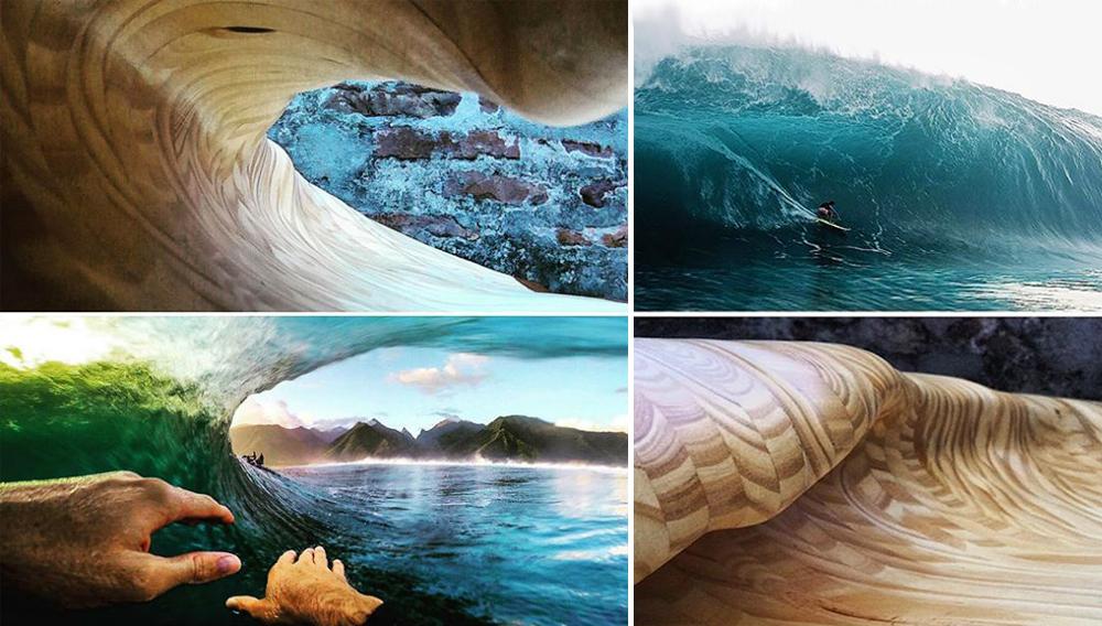 Wood Waves