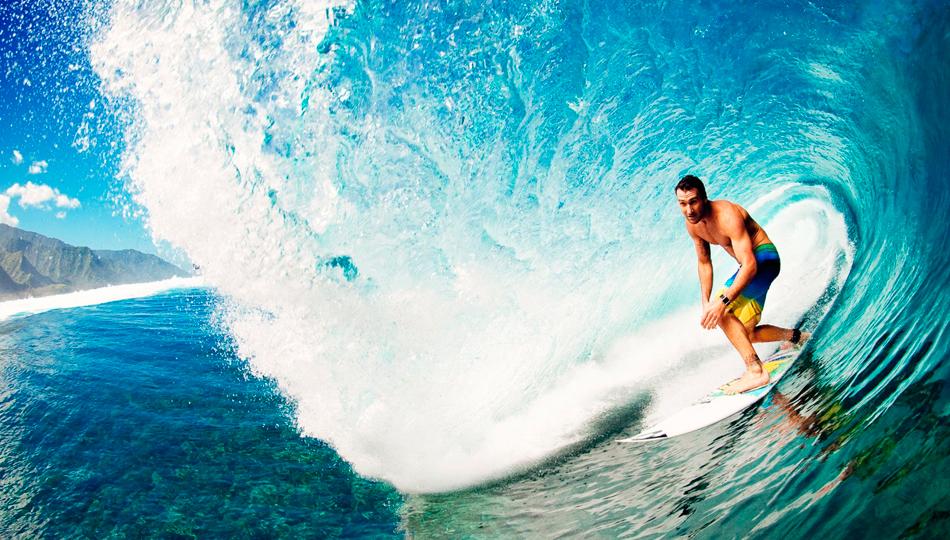 surf en América Central