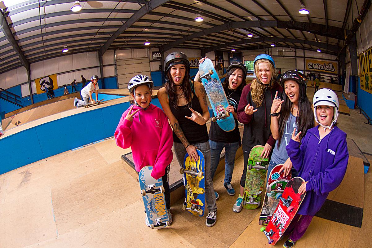 skate camps