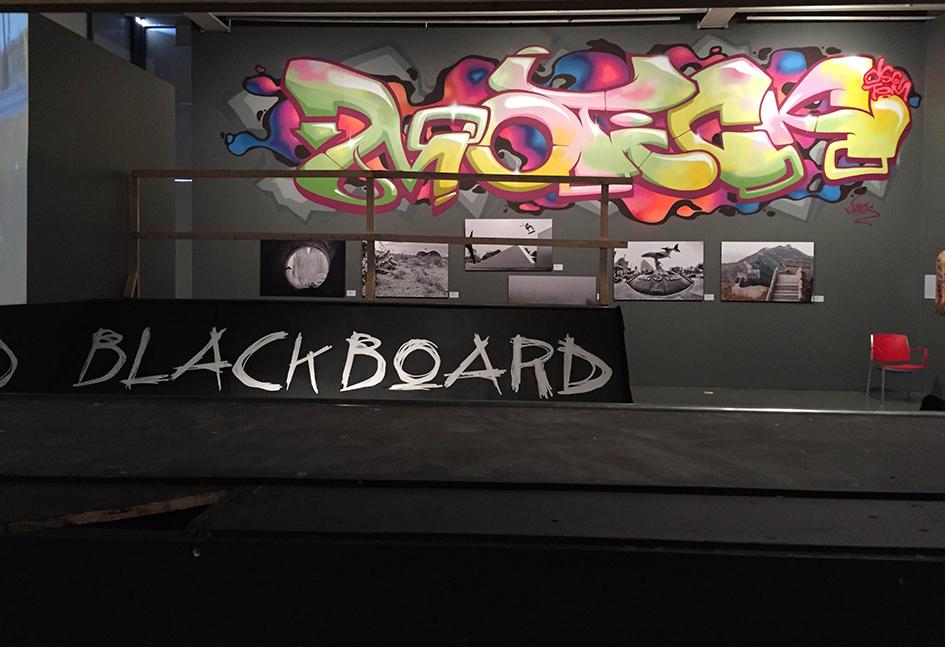 instalación skate